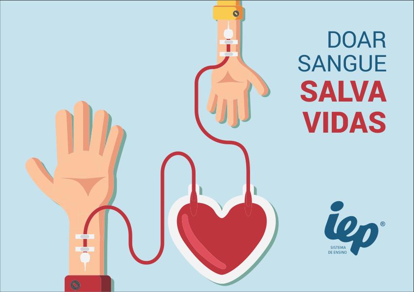 Doar Sangue: um ato de solidariedade que salva vidas.